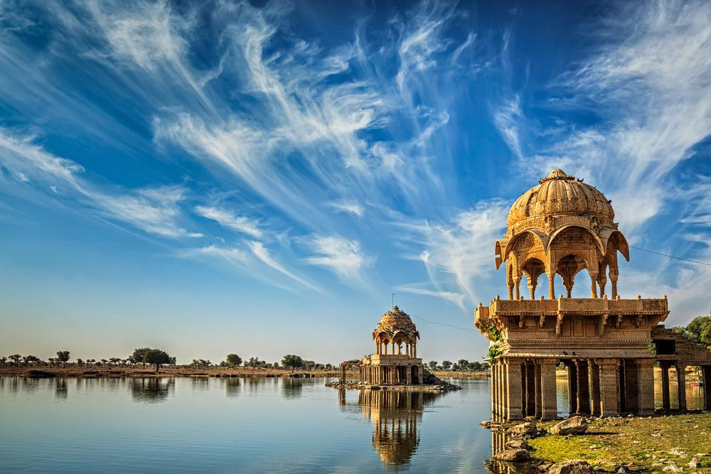 Top 10 honeymoon destinations in India - jaisalmer