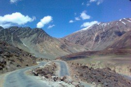 How To Plan A Journey on Manali - Leh Highway