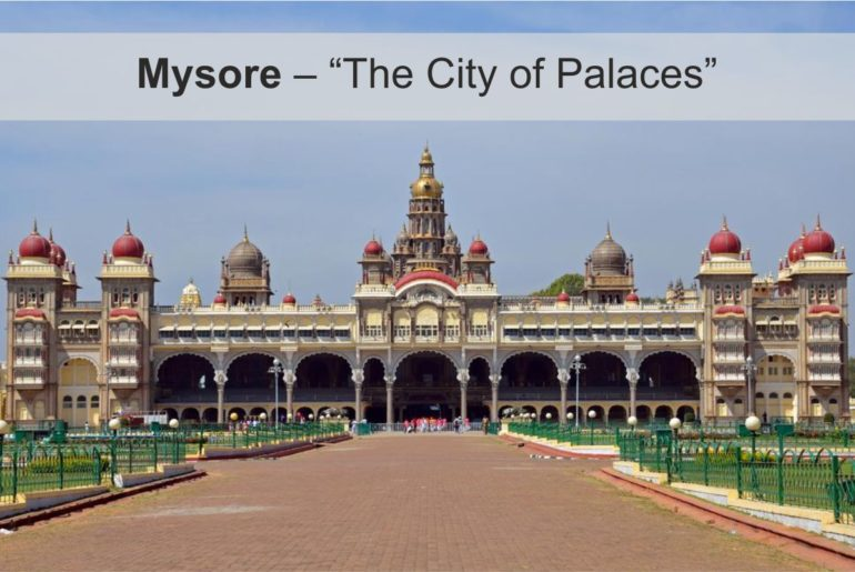 Mysore Tourist places