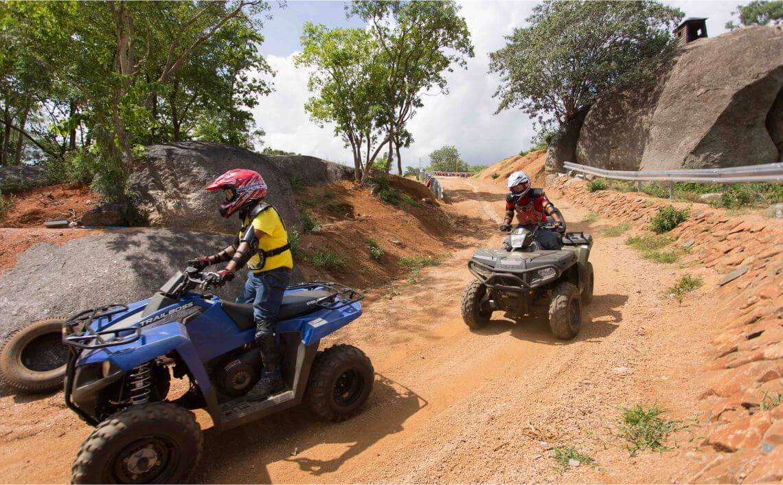 4. Atv Ride in Jaipur