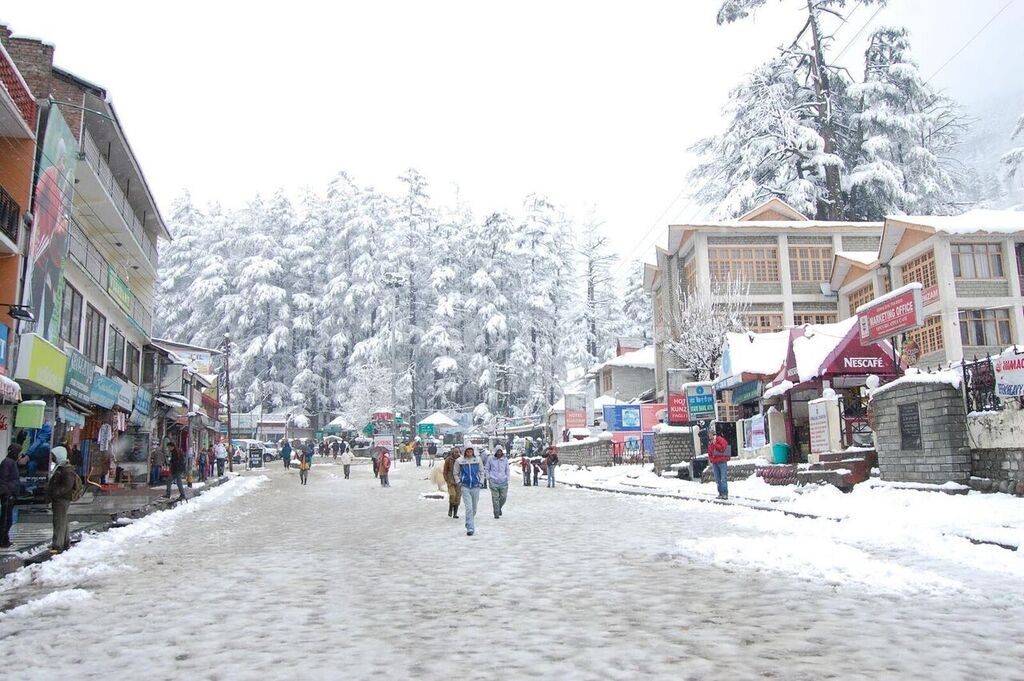 Celebrating New Year In Manali