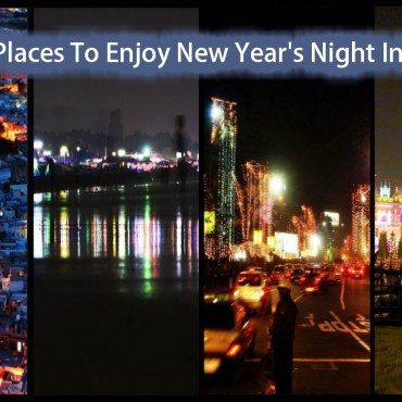 Cool Places To Enjoy New Year's Night In India