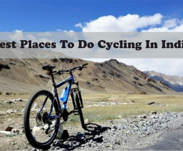Best places to do cycling in India