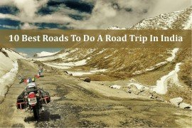 Best roads to do a road trip in India
