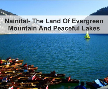 Things To Know About Nainital Tourism