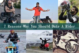 Reasons Why you should date a rider