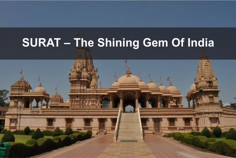 SURAT - The Shining Gem Of India