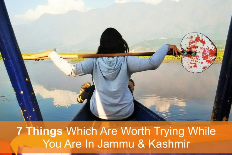 Things To Do In Jammu & Kashmir
