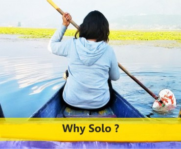 Why I Am Traveling Solo?