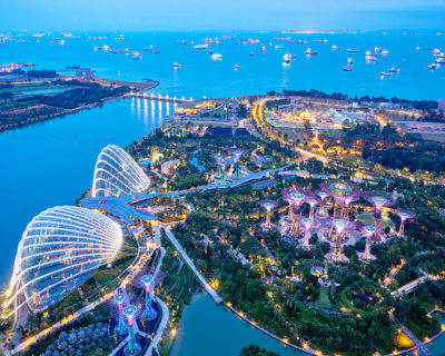 Enter Another Realm At The Gardens By The Bay, 8 Things You Should Do Next Trip To Singapore