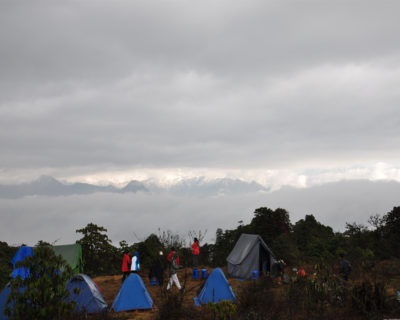 Go For Trekking And Camping