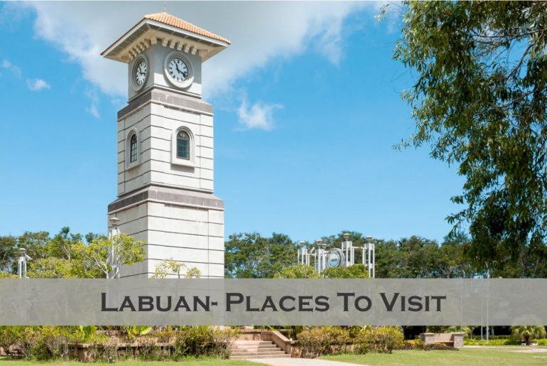 Places To Visit In Labuan