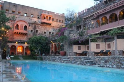 Neemrana Fort Palace Near Delhi