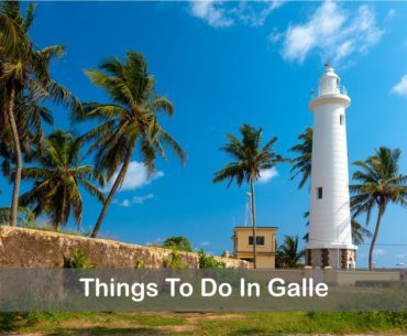 Things To Do In Galle