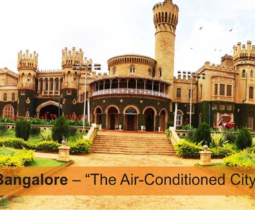 Tourist Places In Bangalore