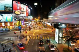 Bukit Bintang - A Place With Multi Offerings to Make Your Day