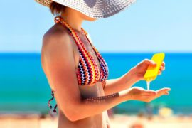 Sunscreen - Traveler's essential shield from the sun