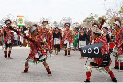 Culture of Mizoram, Mizoram-Tourism