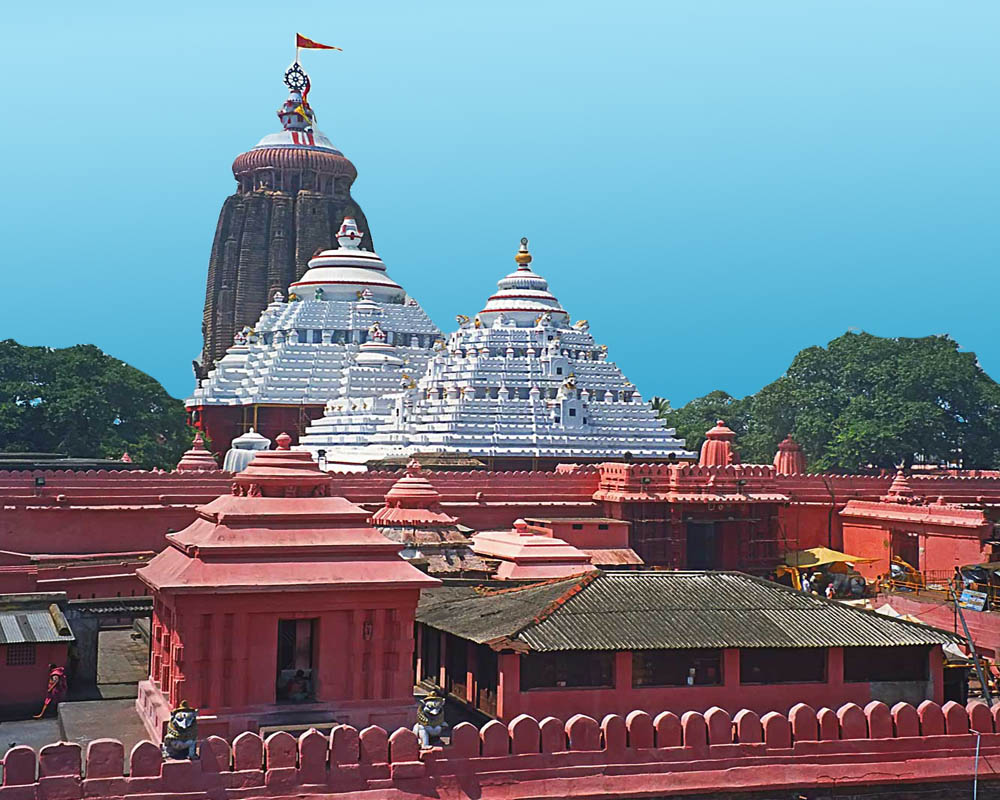 God Jagannath temple