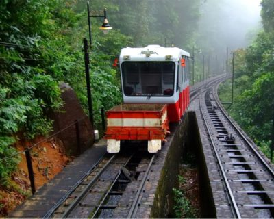 How to reach Penang Hill