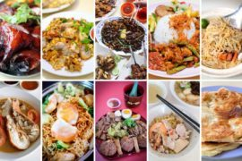 Lip-smacking food of Singapore