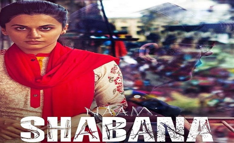Naam Shabana Movie Review - Taapsee Pannu's Film Is Just An Average