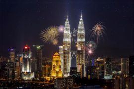 Petronas Towers- Beauty Of Kuala Lumpur