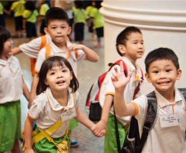 Relive The Days Of Your Vacation With Kids In Singapore