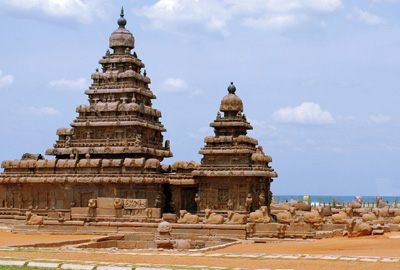 Sea Shore Temple