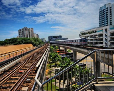 Singapore Mass Rapid Transit