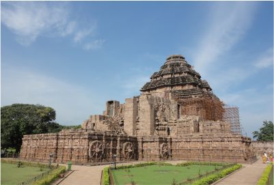 The Divine Konark Sun Temple