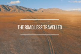 The Road Less Traveled - A Book With Some Great Concepts