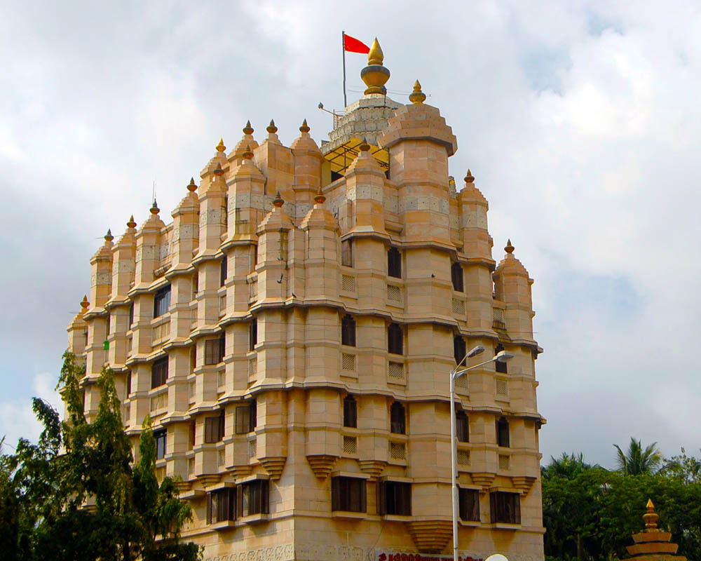 The Siddhivinayak temple