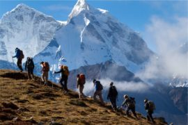 Top 5 Indian Adventure Travel Destinations Cover page