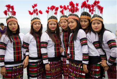 Traditional Dresses of Mizoram, Mizoram-Tourism