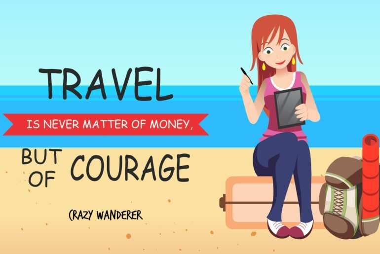 Best Five Travel Inspirational Quotes