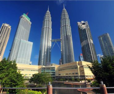World's tallest buildings - Petronas Towers