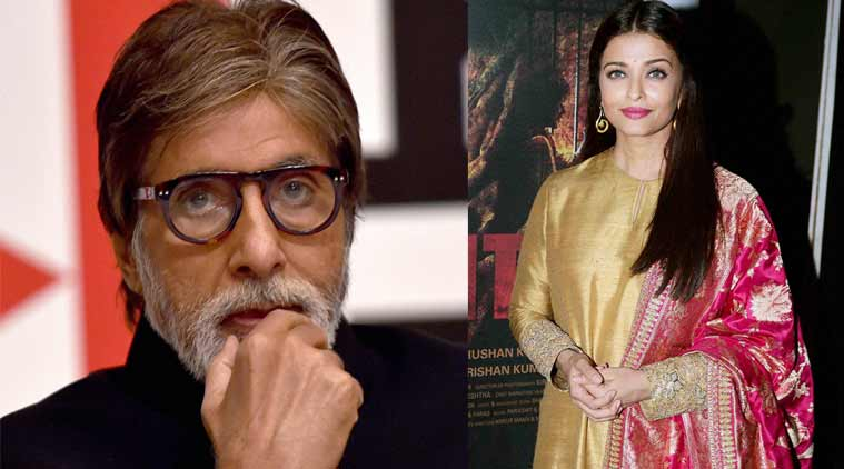 Check out Amitabh Bachchan's Full- Hearted Note On Aishwarya Rai Bachchan's Father