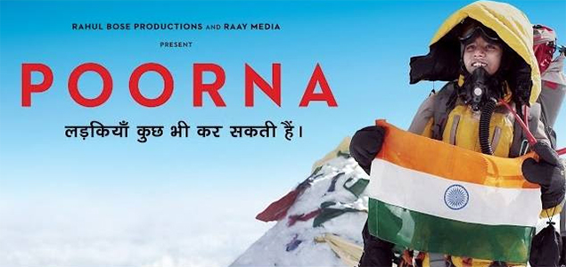 Check Out Poorna Trailer - A Story About A Girl Who Conquered Everest