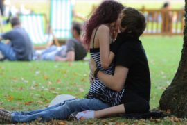Astonishing Kissing facts about puckering
