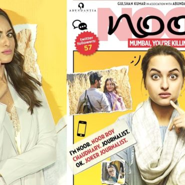 Sonakshi Sinha's New Movie Noor's Trailer Is Out