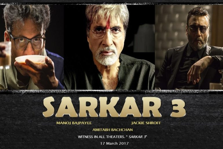 The Latest Movie Trailer Of Sarkar 3 Is Out!