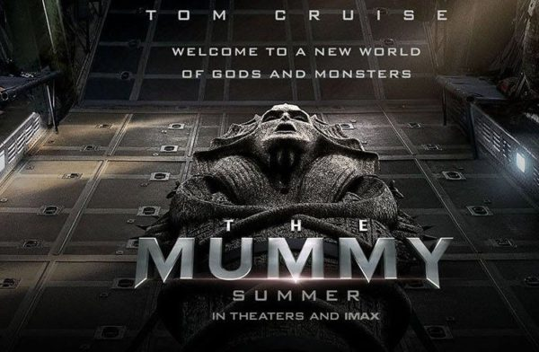 The Mummy- The Official Trailer Is Out !