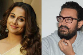 Vidya Balan - Photographers Hurt My Ego When They Pushed Me To Click Aamir Khan