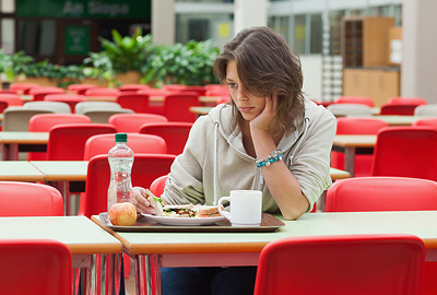 Eating 'Alone' is a nightmare