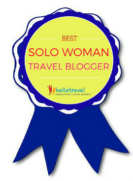 Best Solo Woman Travel Blogger