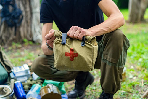 Travel First Aid Kit-1