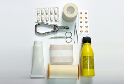 Travel First Aid Kit-4