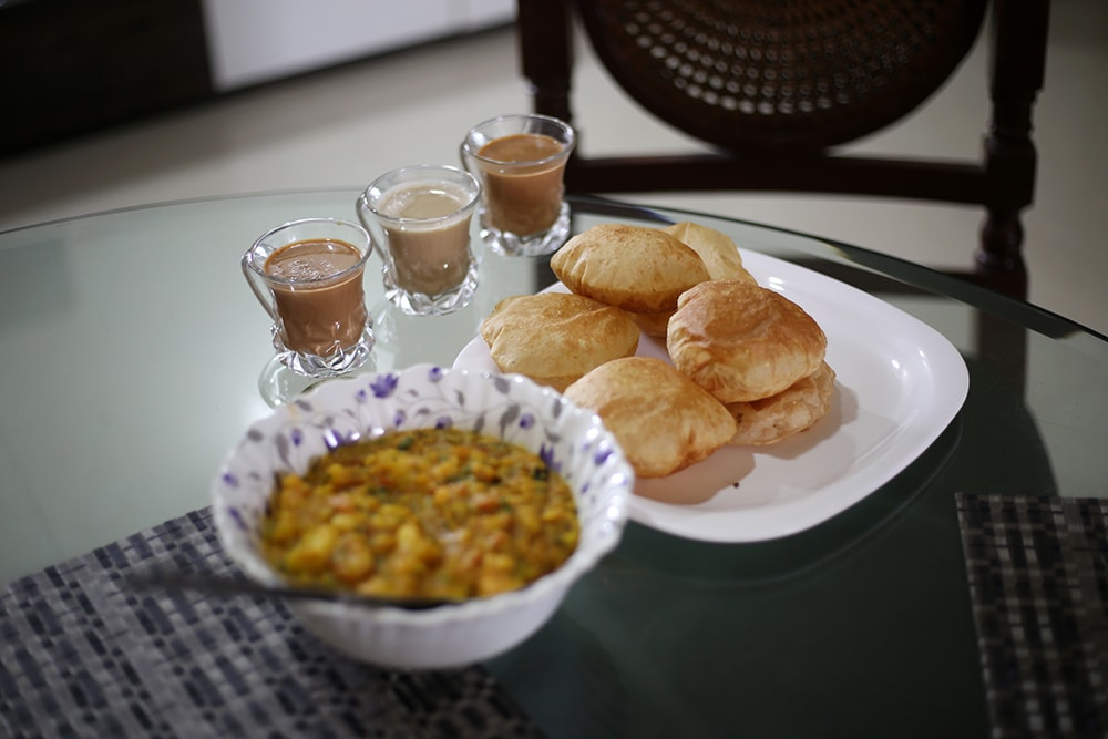 Delicious Taste Of Homely Food