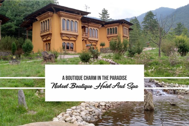 A Boutique Charm In The Paradise Naksel Boutique Hotel And Spa Cover